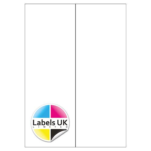 105 x 297 A4 Laser Sheets