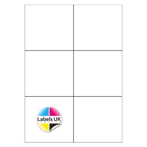 105 x 99 A4 Laser Sheets