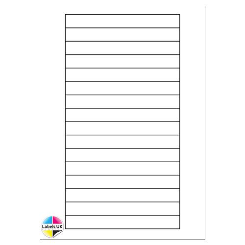 145 x 17 A4 Laser Sheets