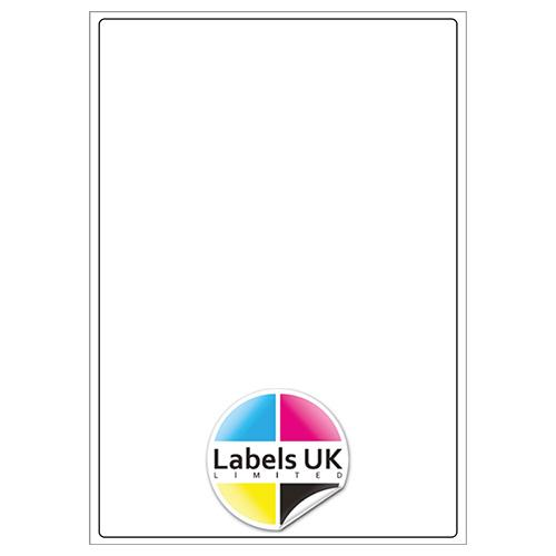 199.6 x 289.1 A4 Laser Sheets
