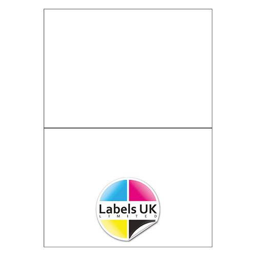 210 x 148.5 A4 Laser Sheets