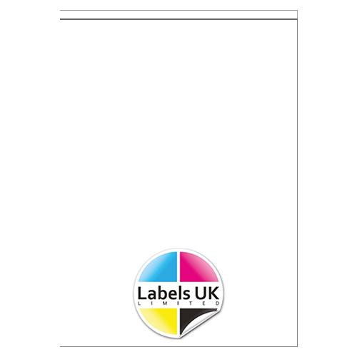 210 x 289 A4 Laser Sheets