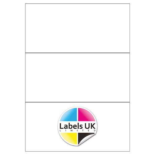 210 x 99 A4 Laser Sheets