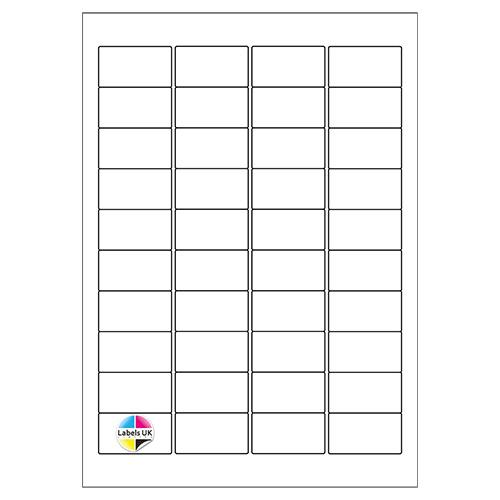 45.7 x 25.5 A4 Laser Sheets