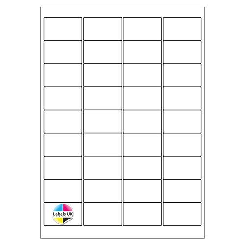 48.9 x 29.6 A4 Laser Sheets