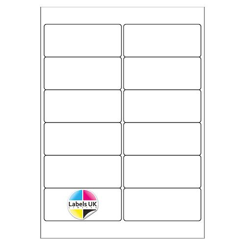 99.1 x 42 A4 Laser Sheets